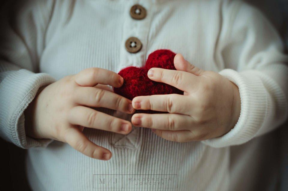 Sesja walentynkowa – fotografie pełne miłości